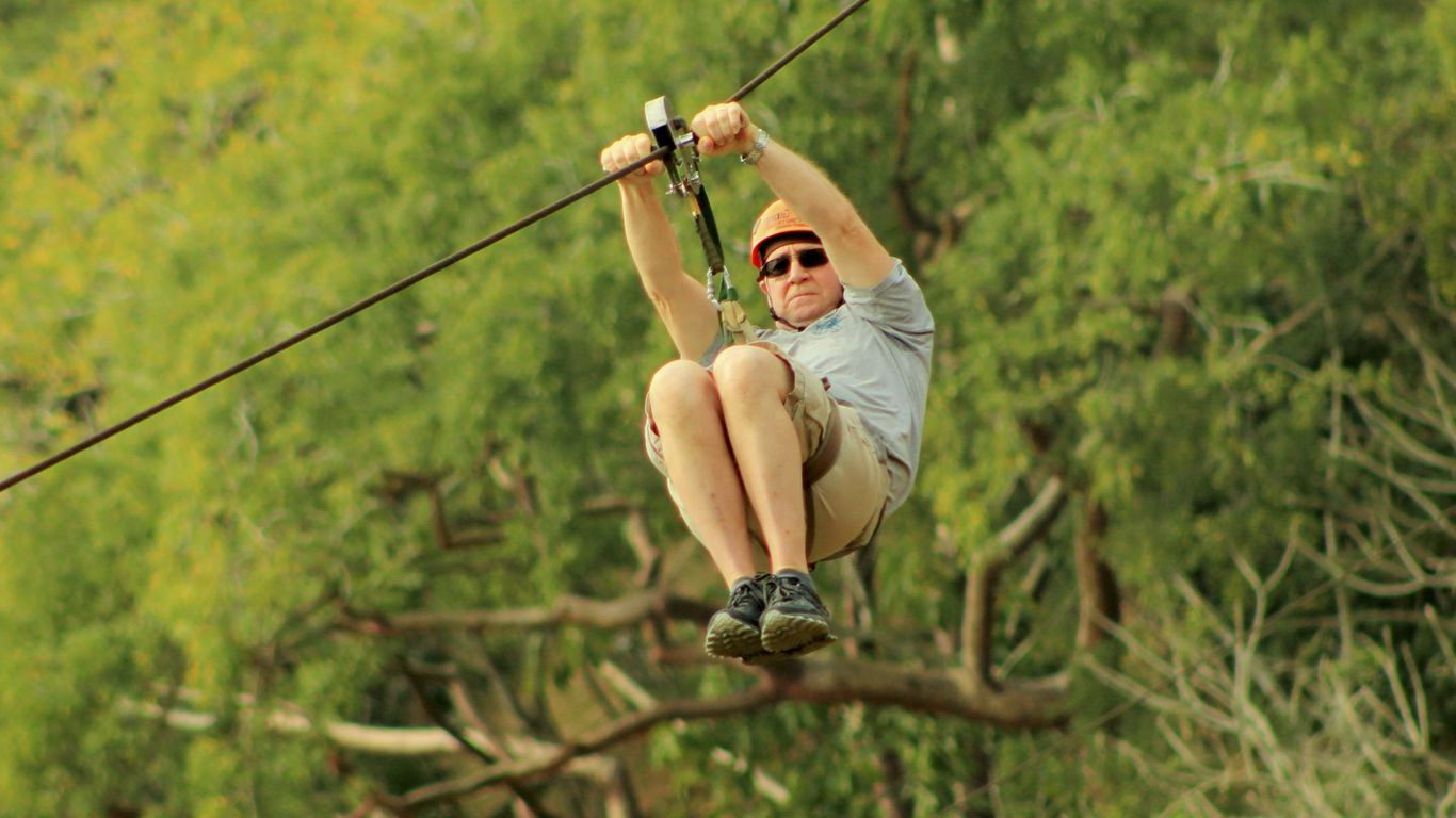 Read more about the article Nogalito Jungle Canopy Zip Line Adventure
