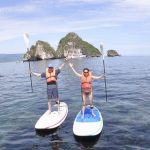 Snorkel & Paddleboard Adventure to Los Arcos National Park