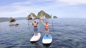 Read more about the article Snorkel & Paddleboard Adventure to Los Arcos National Park