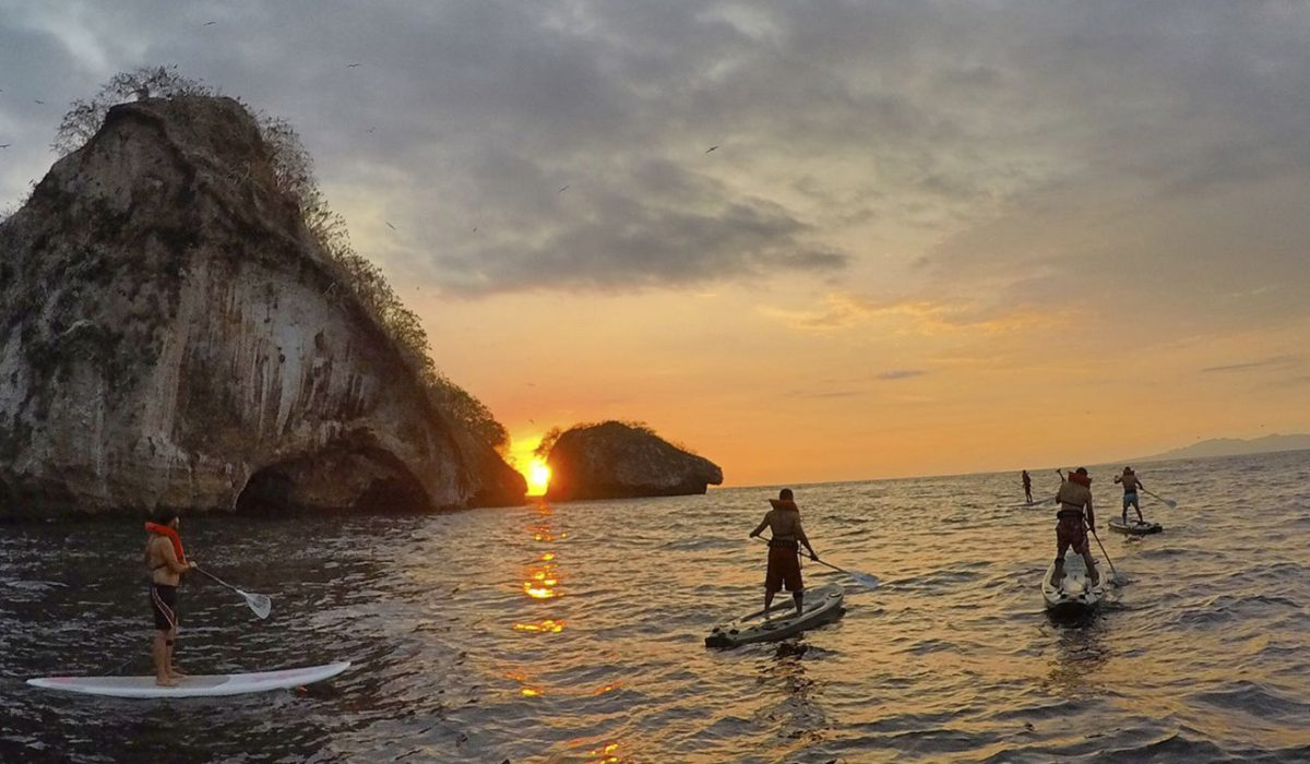 Snorkel & Paddleboard Adventure to Los Arcos National Park ft 2