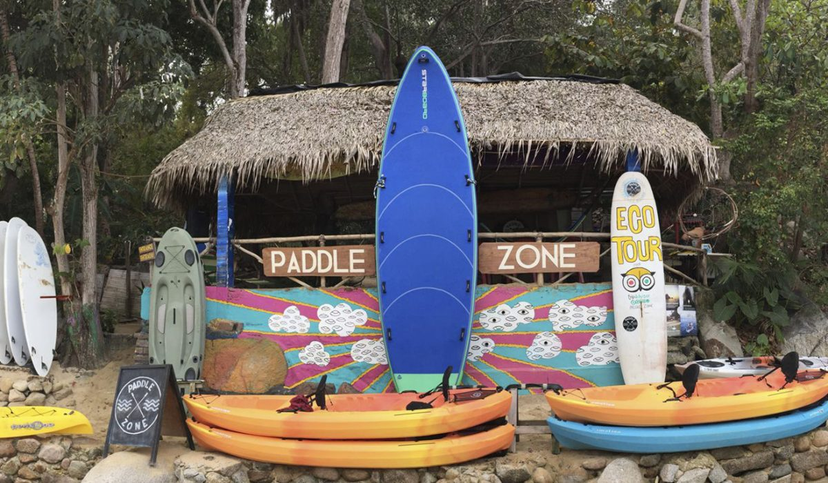 Snorkel & Paddleboard Adventure to Los Arcos National Park ft 3